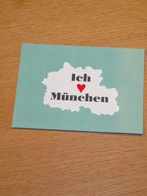 Ich liebe München • 1,90 €