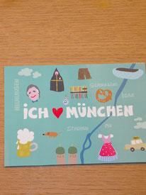 Kunterbuntes München • 1 €