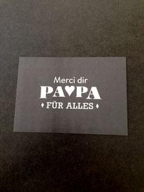 Danke Papa • 1 €
