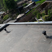 Dakdekker Leiden renovatie dak dakbedekking en zinken dakgoten