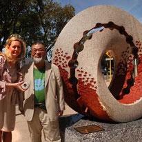 メビウスの輪/万成石inオーストラリア