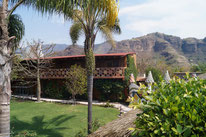 Hotel Lounge Paradise Malinalco