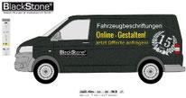 Fahrzeugbeschriftung zum Fixpreis in der Zentralschweiz