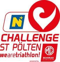 Challenge Triathlon St. Pölten Logo