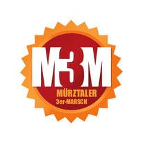 M3M Mürztaler 3er Marsch Logo