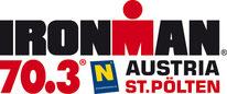 IRONMAN 70.3 St. Pölten Logo