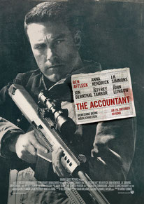 Plakat The Accountant