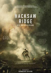 Plakat Hacksaw Ridge