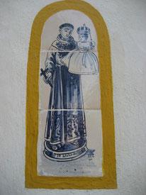 Der Heilige Antonios, Art.-Nr.: HL-A002
