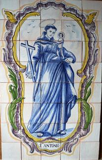 Der Heilige Antonios, Art.-Nr..HL-A001