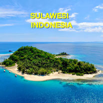 Sulawesi, Indonesien
