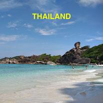 Thailand, Tauchen