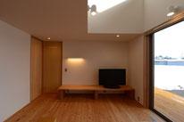 三郷の家Ⅴ(安曇野市) 長野県 建築家 松本市 安曇野市 住宅設計 建築設計事務所