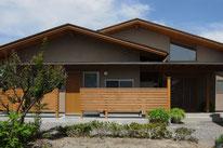 中条の家Ⅱ(松本市)終の棲家・建替え