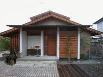 カフェあくら(松本市)店舗併用住宅・リノベーション・長野県の建築家の店舗デザイン