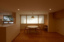 梓川の家Ⅱ(松本市) リノベーション
