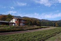 波田の農家住宅(松本市)農業・薪ストーブ・土肥農園