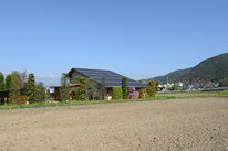 里山辺の家(松本市)・二世帯住宅