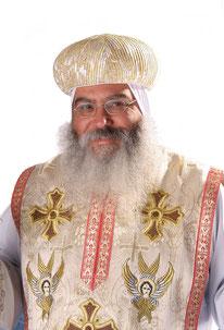 S.E. Bischof Anba Damian, © Dieter Obermeyer