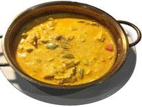 Hühnerbrust in Champignon-Sauce