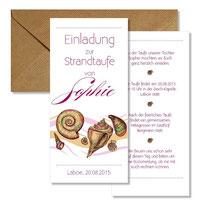 Einladung Einladungskarte naritim Hochzeit Hamburg