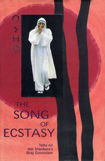 "Osho ""The Song of Ecstasy"", Rebel Publishing. Gesamtgestaltung Christina v. Puttkamer"