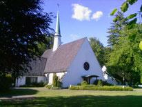 Die Kirche in Lauenbrück