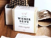 Leben. Wiener Seife Föhrengold