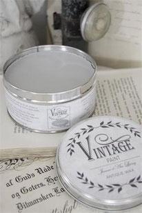 Cire gris clair de Jeanne d'Arc Living pour la protection et la patine de la Vintage Paint