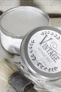 Cire incolore de Jeanne d'Arc Living pour la protection de la Vintage Paint