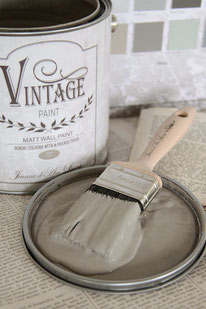 Vintage Paint murale de Jeanne d'Arc living - couleur Warm latte
