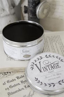 Cire marron clair de Jeanne d'Arc Living pour la protection et la patine de la Vintage Paint