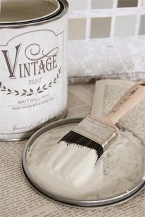 Vintage Paint murale de Jeanne d'Arc living - couleur Warm cream