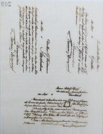 Voorbeelden correspondentieboek