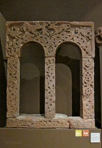 mittelalterliche Fenster, Sandstein