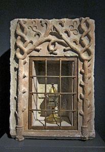 Sakramentsnische ca.16Jhr., Sandstein