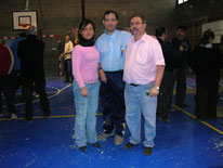 3º Clasificados Tripleta: Campeonato de Catalunya 2006 El Vendrell