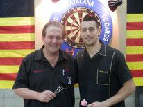 4º Clasificados Parejas: Campeonato de Catalunya 2014 Ripoll