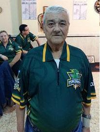 Rafael Calero Garcia: 14 Temporadas