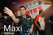 Maximo Exposito Ballester: 1ª Temporada