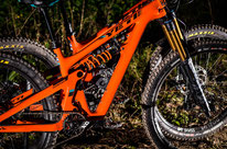weight of the electric motor lift mtb