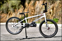 BMX compatible avec le kit moteur pédalier
