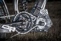 Motor bicicleta électrica