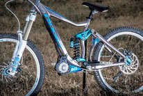 bicicleta enduro electrico