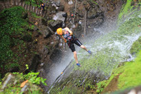 Canyoneering, Canyon, Canyoning in Arenal La Fortuna