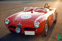 近藤真彦氏の1956年 Alfa Romeo Giulietta