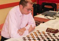 Clemens Crucius - Mitglied der Technischen Kommission der Interessengemeinschaft Damespiel  in Deutschland