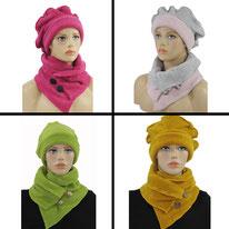 Set Mütze Schal