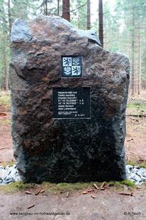 Stein am Nordkap