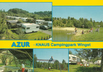 Shop-Angebot: Ansichtskarte - Wingst Campingplatz   - Endpreis: 9,99 €